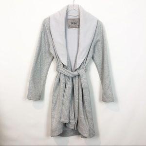 Ugg Blanche || Robe Seal Gray Small